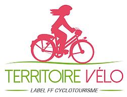 Logo du label territoire .pnglo développé par la fédération de cycotourisme