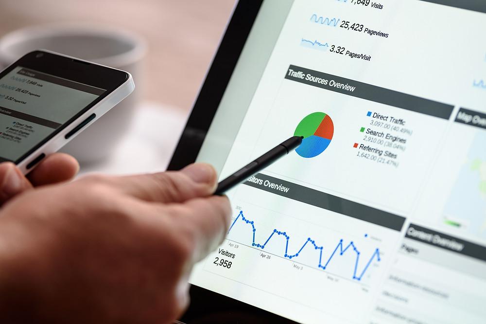 Suivez vos statistiques et vos avis grâce à Google