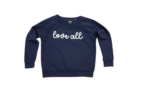 Love All Sweatshirt