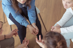Young Women Brainstorming