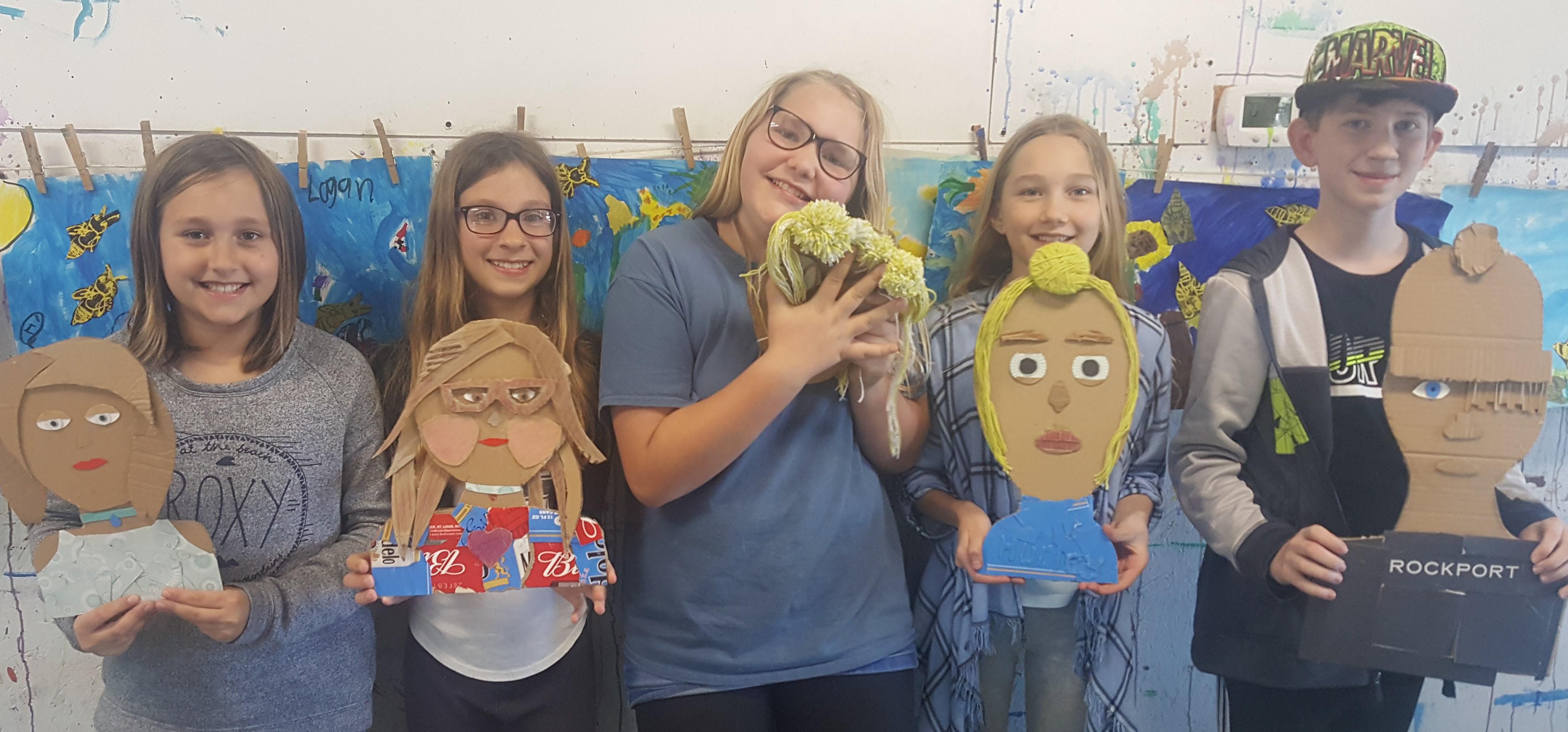 Eco-Art for Teens & Tweens