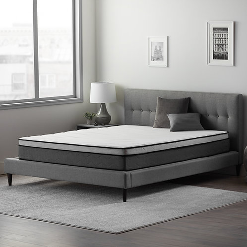 Cal-King 10 inch Hybrid Mattress