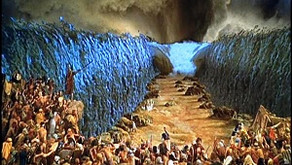 Pesach – Who Parted the Sea?