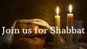 Join us for our community Shabbat dinners!