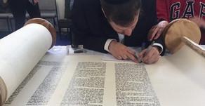 New Torah dedication