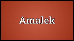 Ki Tetze – Pesky Amalekites, Reprise