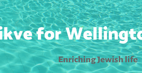 Support our Jewcer campaign for a new mikvah