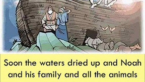 Noah – Holding God's Hand at Every Step