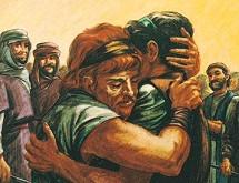 Vayishlach – Brothers in Tears