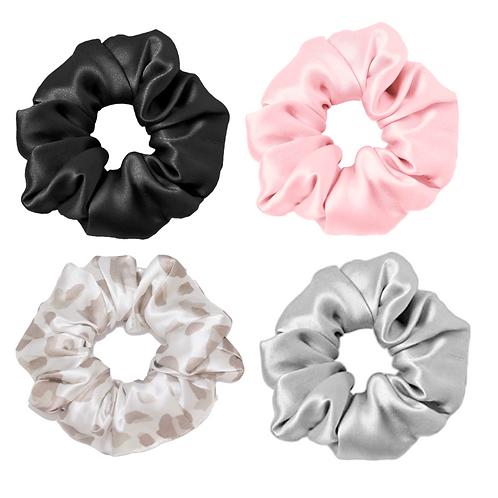 100% Silk Scrunchie