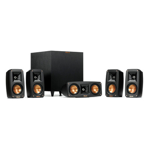 Klipsch 5.1 Reference Theater Pack – REFTHEATERPACK51