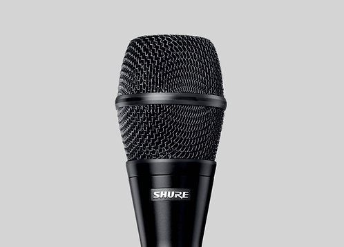Condenser Microphone with Switchable Polar Pattern