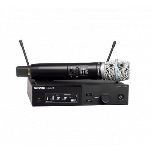 Shure SLXD87/B87A  Wirelss systems