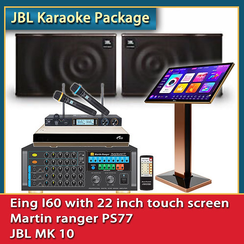JBL Karaoke Package