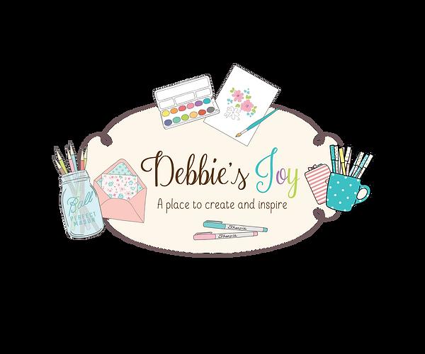 Debbie's Joy Logo