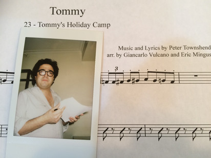 Tommy Collage by Elana Stone