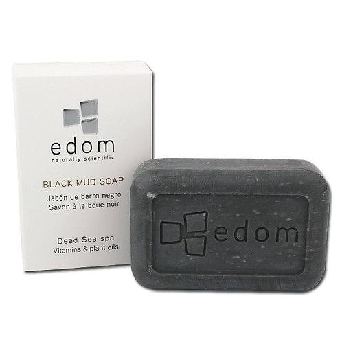 Jabón de barro negro - Edom Dead Sea Mud Soap