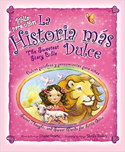 La historia más dulce, bilingüe