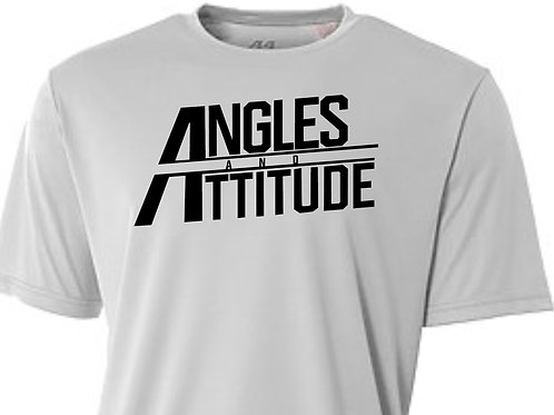 ANGLES DRI FIT-SHIRT