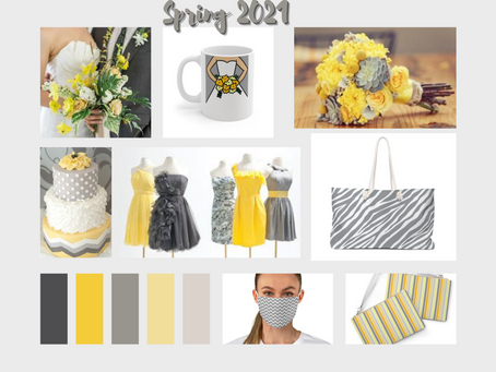 Pantone Colors of the Year