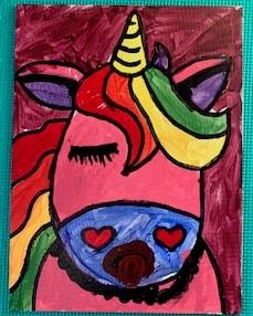 Unicorn by Olivia