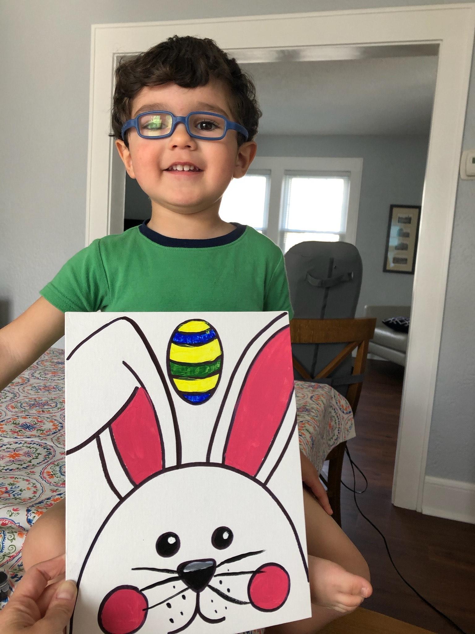 Austin's Bunny