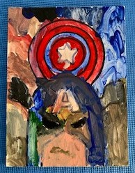 Captain America by Chase
