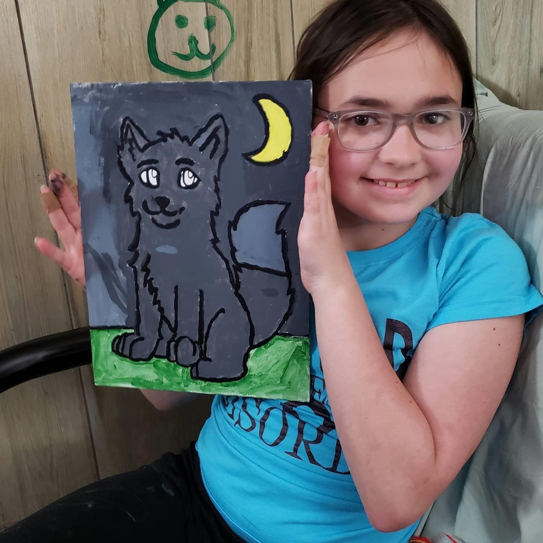 Gianna's Wolf