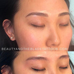 Microblading by Emily 2018