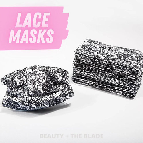 Lace Disposable Masks