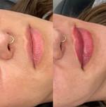 Lip Tattoo by Emily