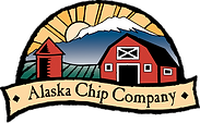 This is the Alaska Chip Company Logo