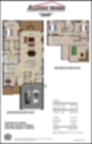 Floor Plan from Award-Winning Custom Home Builder