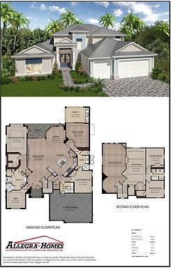 Unique Custom Home Design