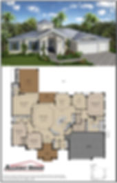 Brand New Floor Plan from Allegra Homes