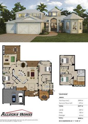 Allegra Homes Custom Design