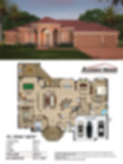 Large Luxury Home Floor Plan