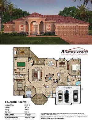 Large Luxury Home Floor Plan