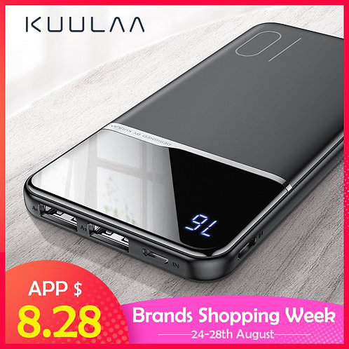 Portable Charging Power Bank