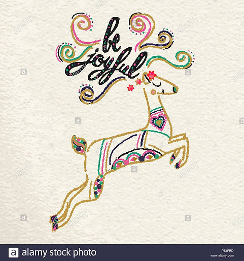 cute-christmas-greeting-card-boho-design