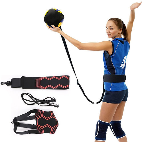 Great Trainer Belts for Solo Practice of Serving Tosses Adjustable Length