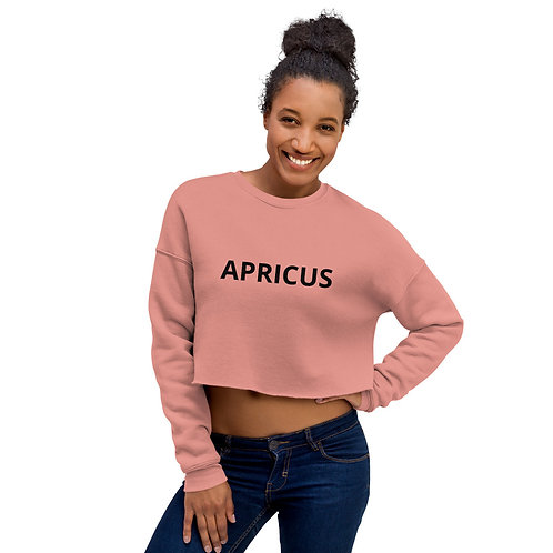 MUS! LATIN Crop Sweatshirt