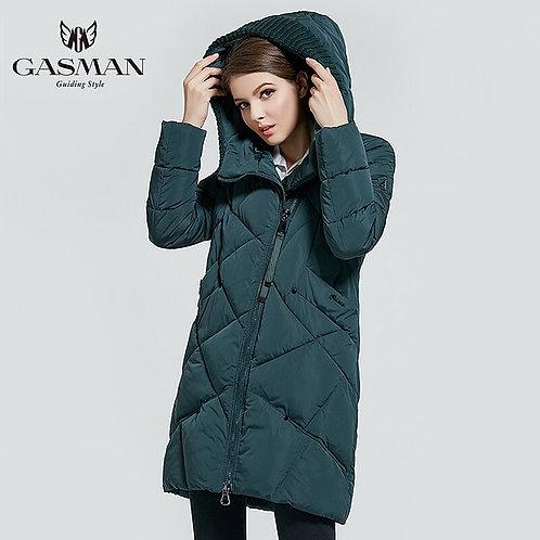Winter Bio Down  Hooded Women Parkas Coats