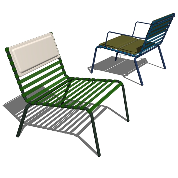 MAGIS POLTRONCINE STRIPED