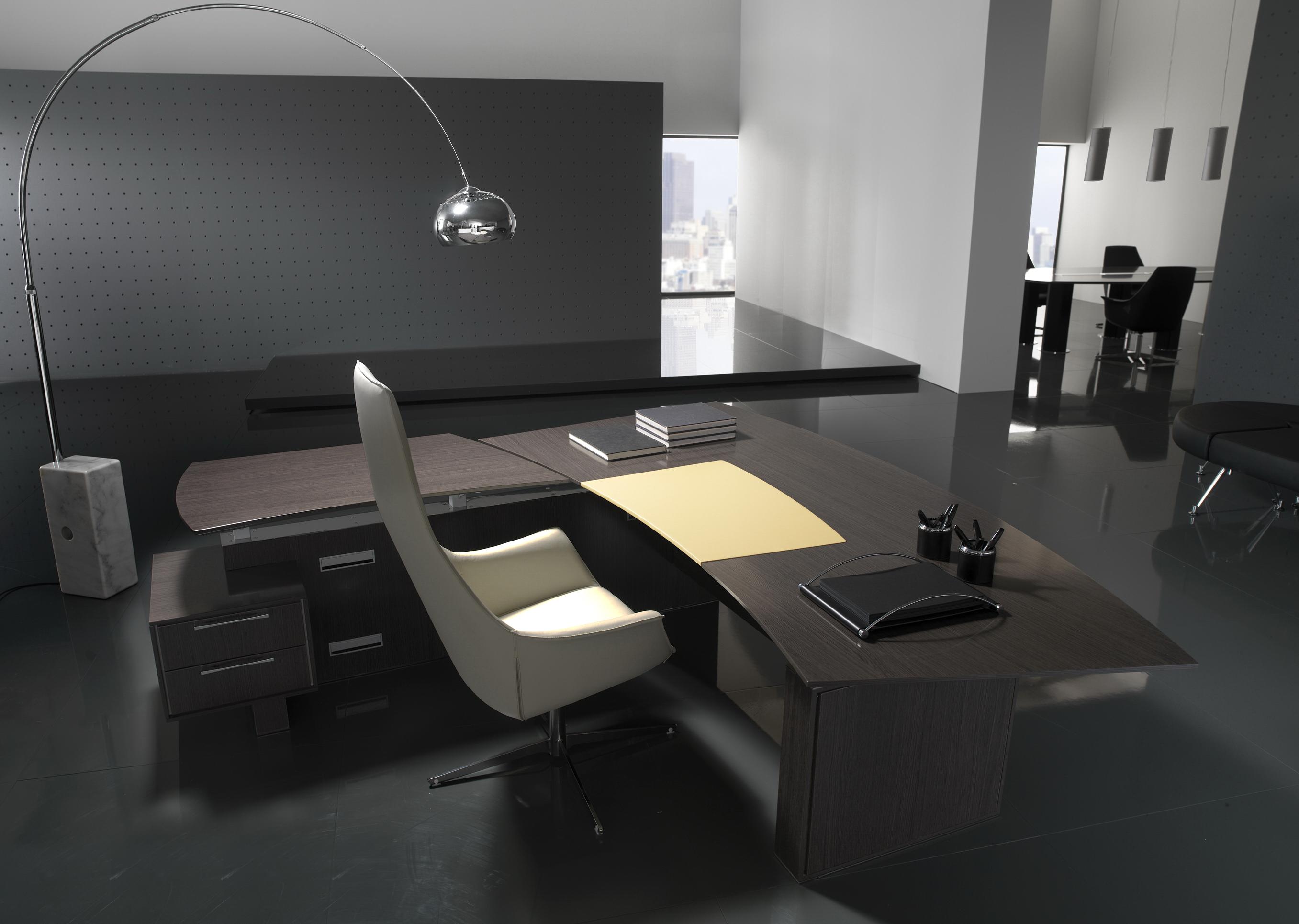 Włoskie meble gabinetowe model VELA