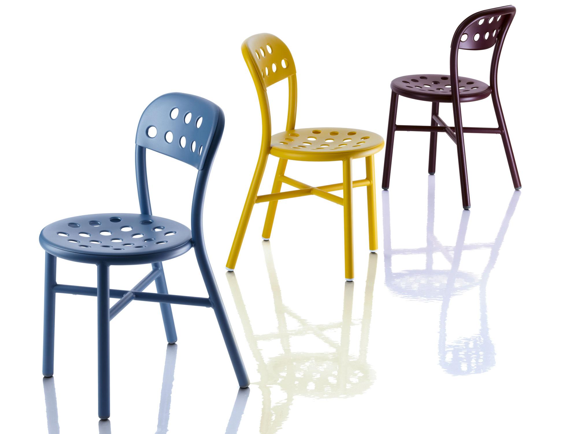 Krzesło model PIPE