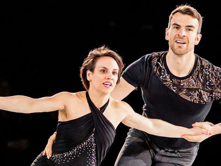 Eric Radford - Canadian Olympic Gold Medallist speaks about  inclusion and the LGBTQ Community