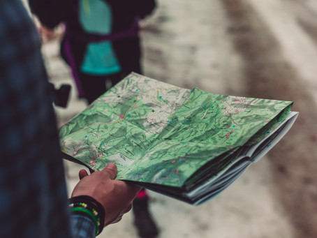 Digital Orienteering with your Students