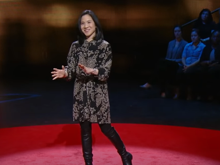 Angela Duckworth |  Grit: The power of passion and perseverance