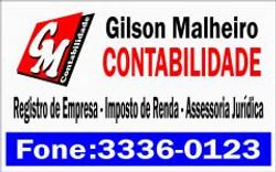 GILSON Malheiro Contabilidade